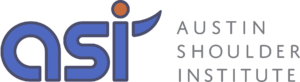 Logo for Austin Shoulder Institute where Dr Graham and Dr Szerlip practice