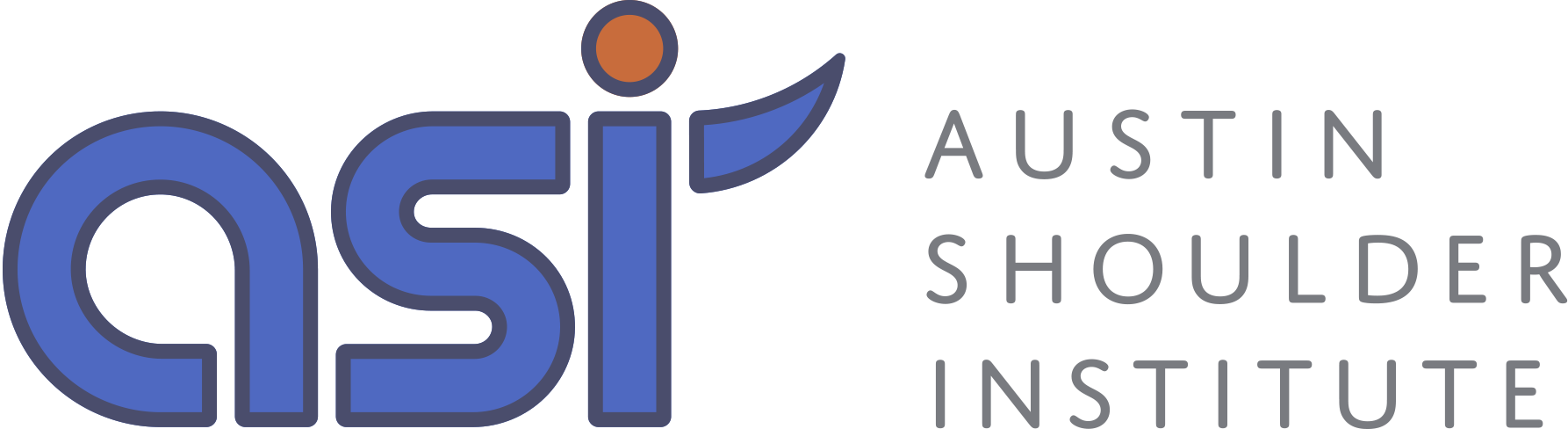 ASI Austin Shoulder Institute Logo Transparent Background